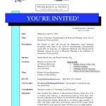 CLE: Powers of Attorney, Guardianship & Medicaid Planning Via The Use Of Promissory Notes & Gifts